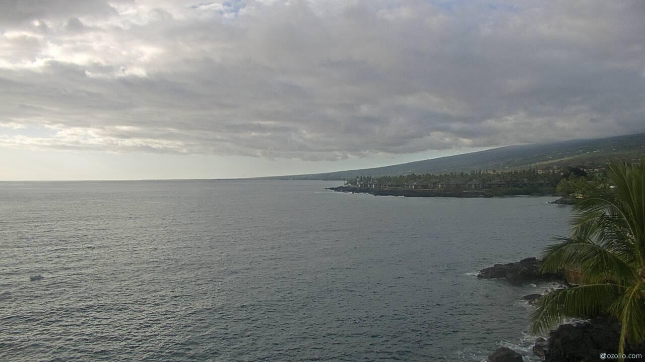 Kailua Kona, Hawaii Fri. 17:58