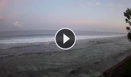 Kandooma Fushi (South Malé Atoll) Ven. 18:30