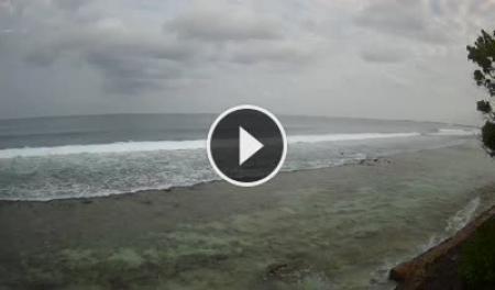 Kandooma Fushi (Süd-Malé-Atoll) So. 17:30