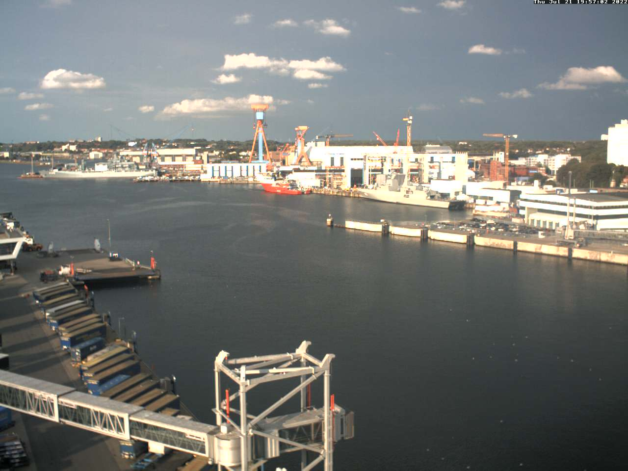 Webcam In Kiel