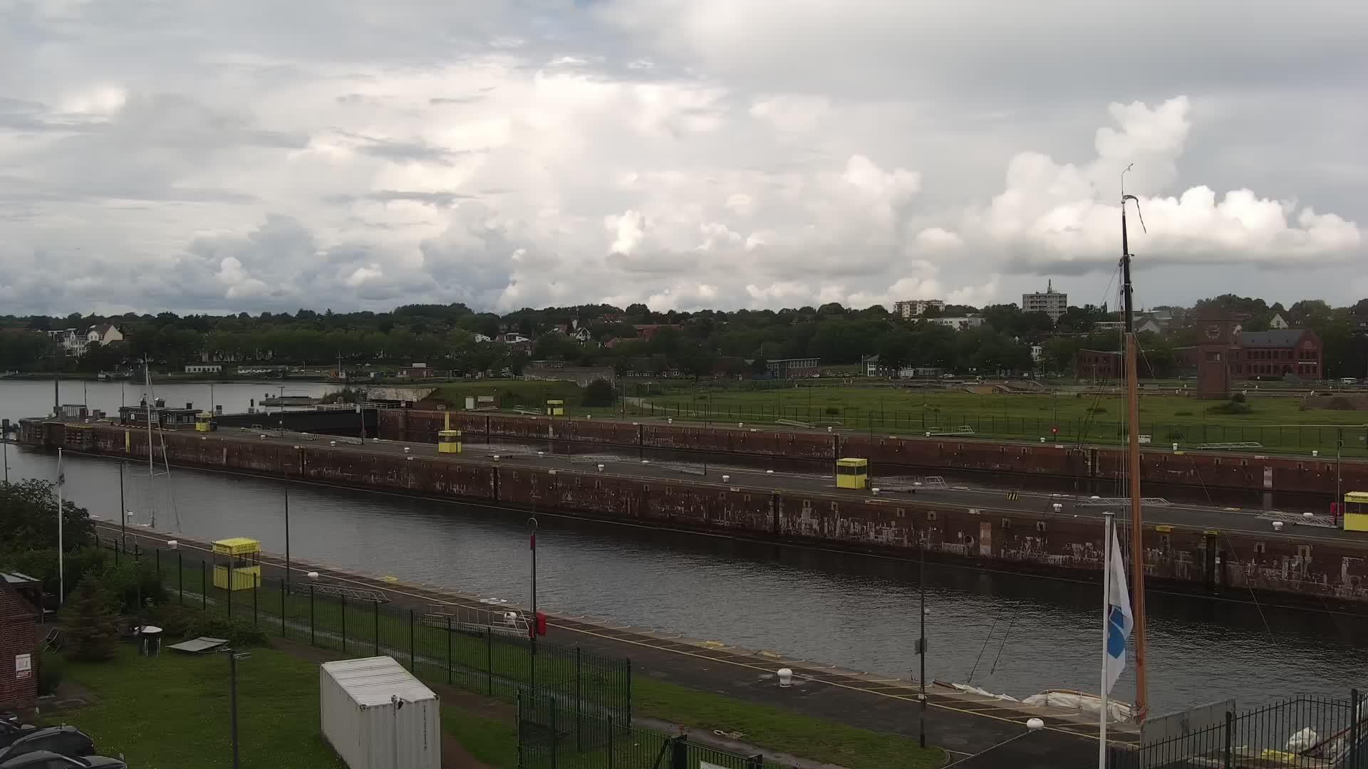 Webcam Schleuse Kiel
