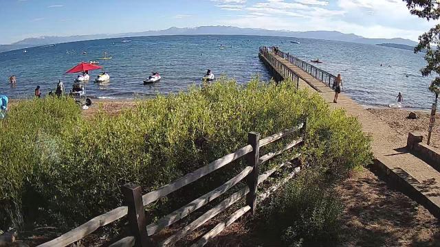 Kings Beach, Kalifornien So. 18:33