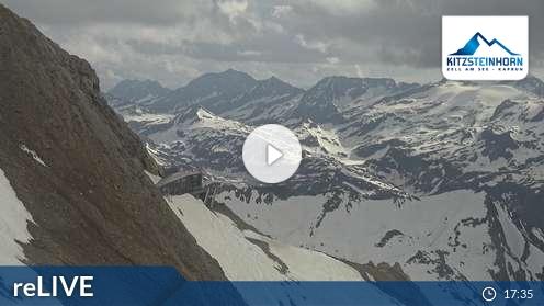 Live Webcam Kitzsteinhorn: Kitzsteinhorn Gipfel