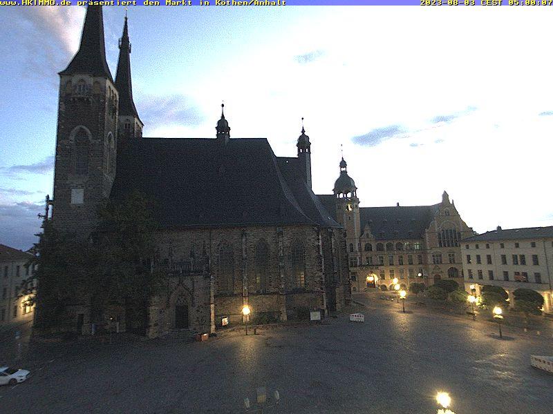 Köthen (Anhalt) Sa. 05:01