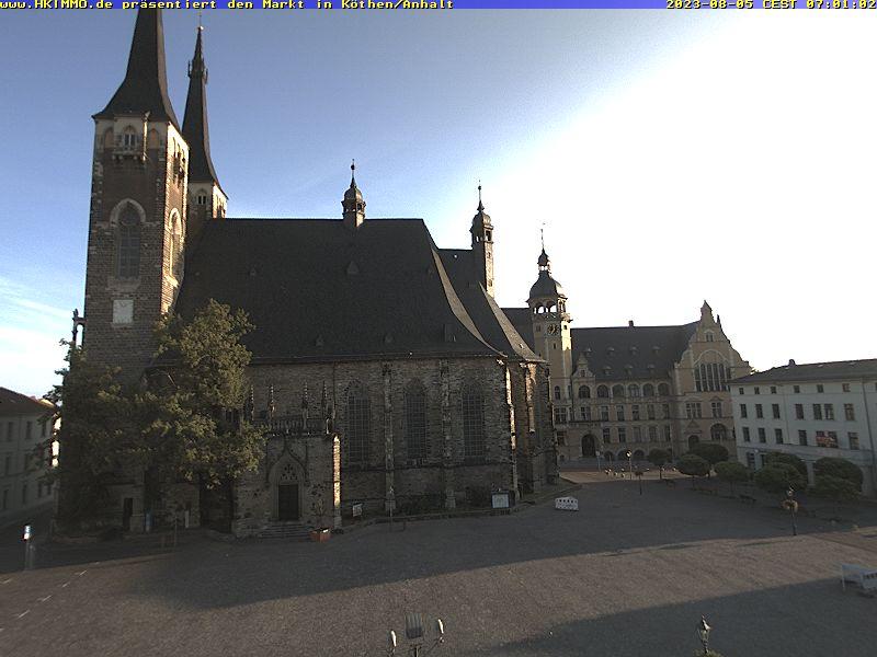 Köthen (Anhalt) Sa. 07:01