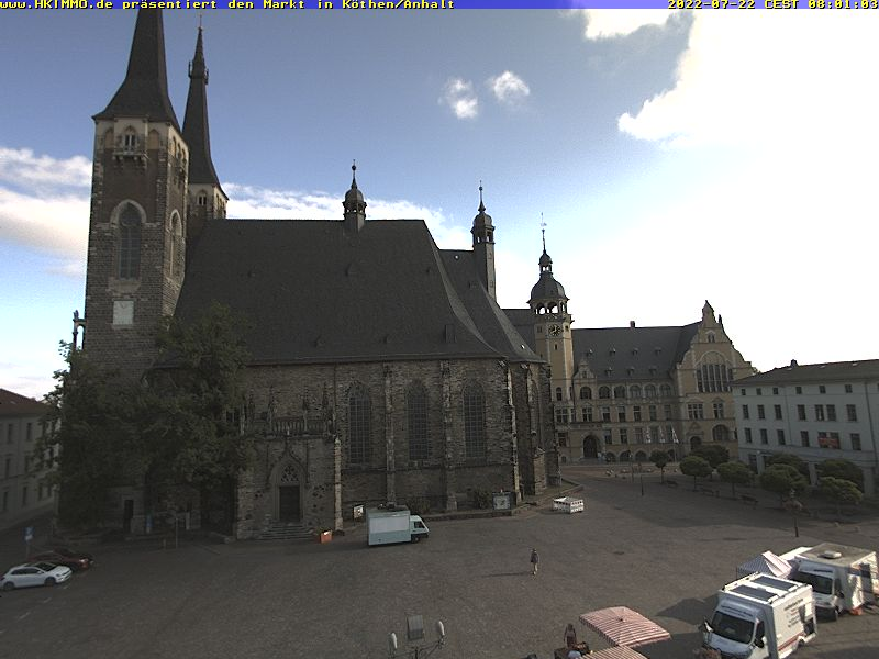 Köthen (Anhalt) Sa. 08:01