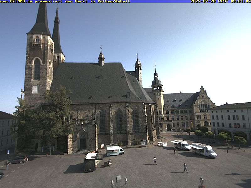 Köthen (Anhalt) Sa. 09:01