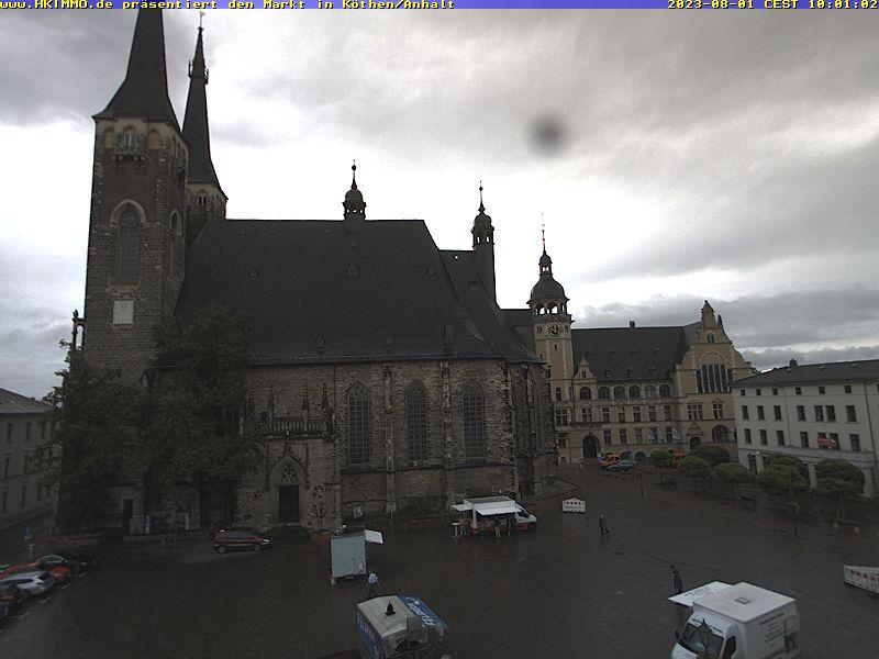 Köthen (Anhalt) Sa. 10:01