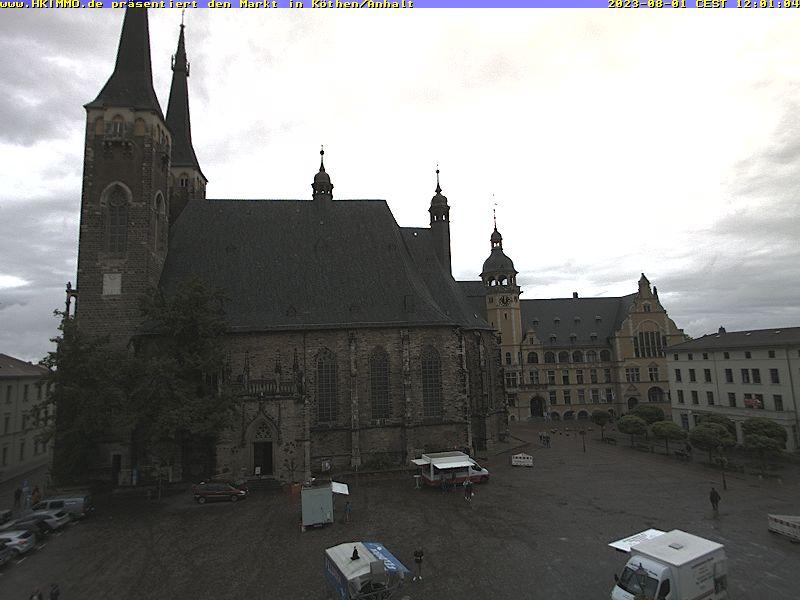Köthen (Anhalt) Sa. 12:01