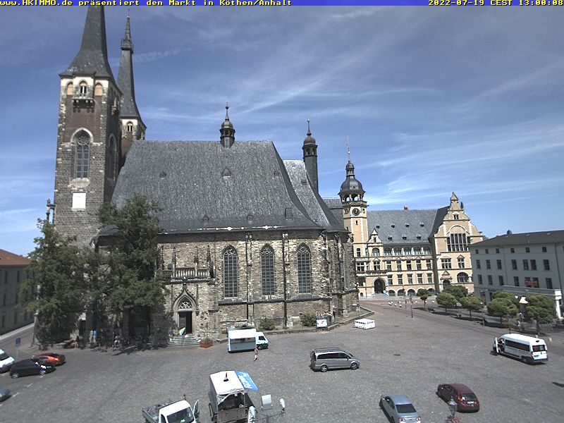 Köthen (Anhalt) Sa. 13:01