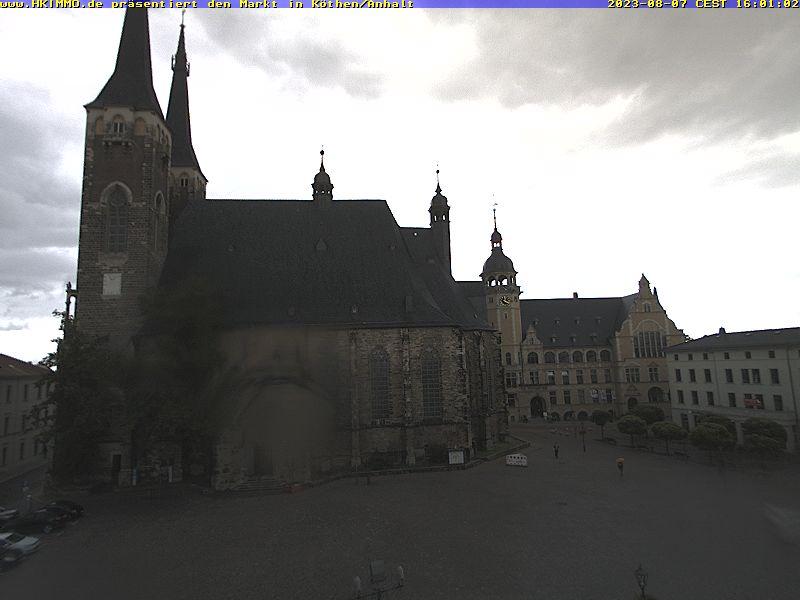 Köthen (Anhalt) Sa. 16:01