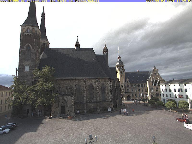 Köthen (Anhalt) Sa. 18:01
