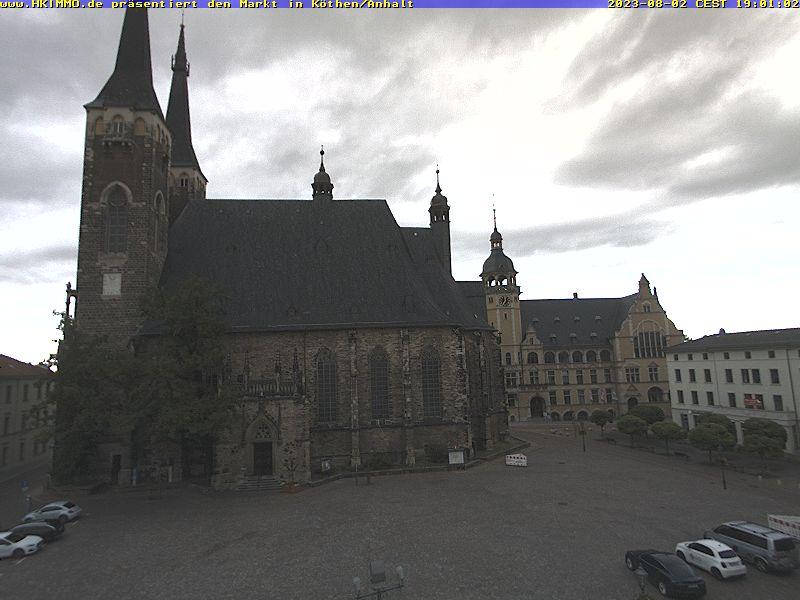 Köthen (Anhalt) Sa. 19:01