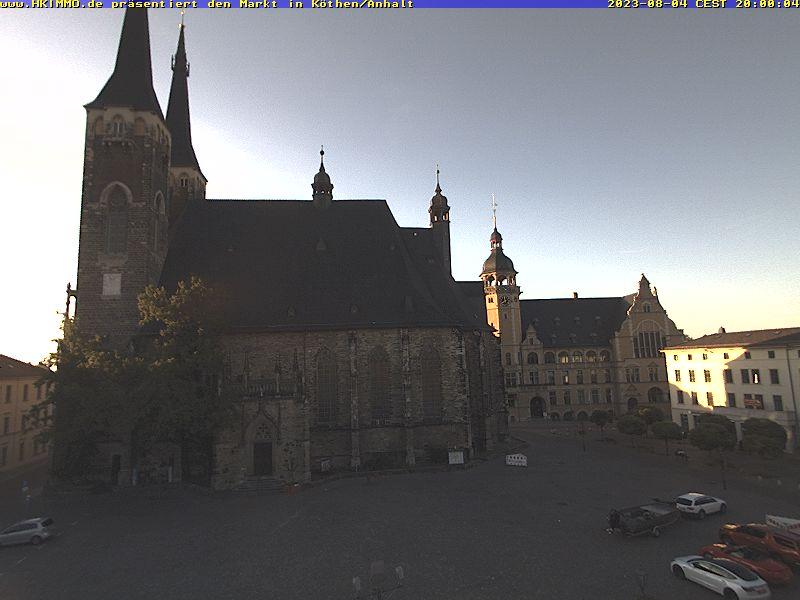 Köthen (Anhalt) Sa. 20:01