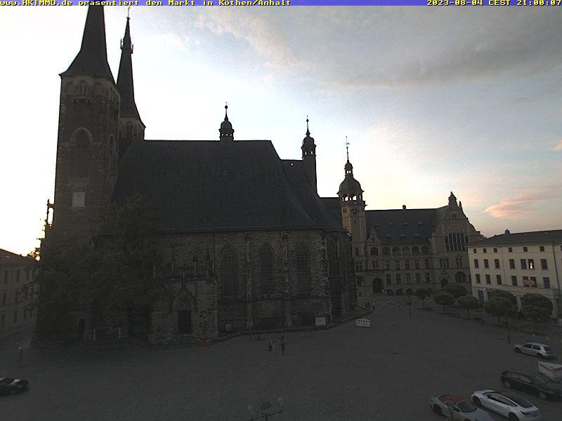 Köthen (Anhalt) Sa. 21:01