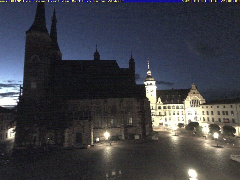 Köthen (Anhalt) Fr. 22:01