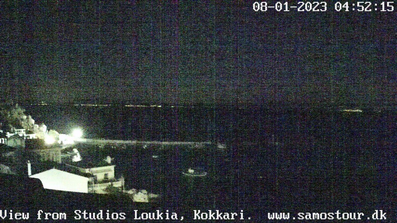 Kokkari (Samos) Sat. 04:53