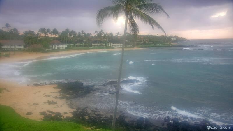 Koloa, Hawaii Mon. 06:21