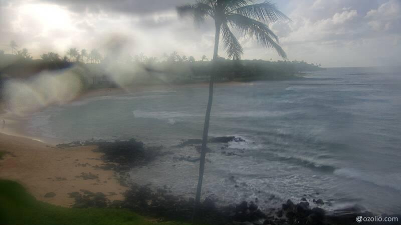 Koloa, Hawaii Mon. 07:21