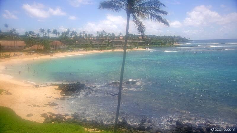 Koloa, Hawaii Mon. 11:21