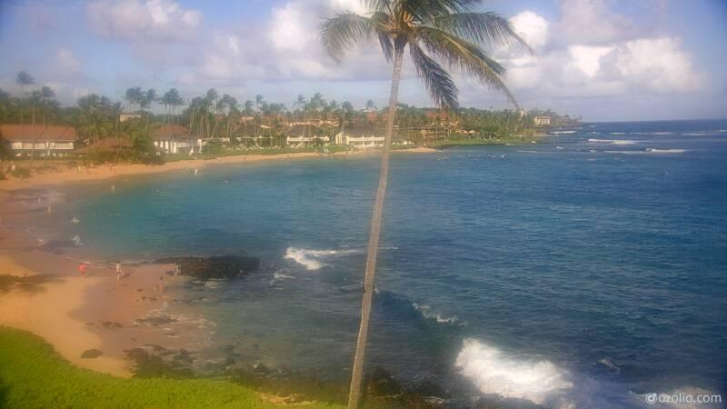 Koloa, Hawaii Mon. 17:21