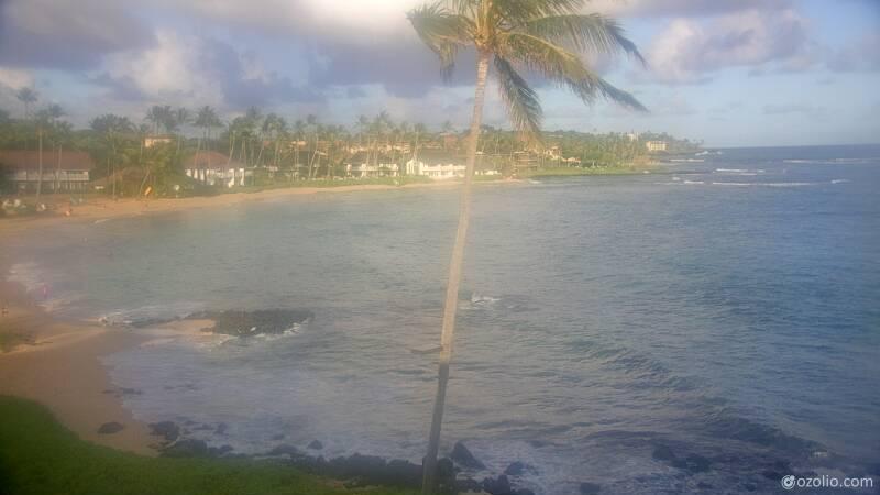 Koloa, Hawaii Mon. 18:21