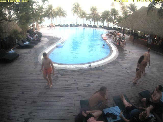 Kuredu Island Resort Live Webcam