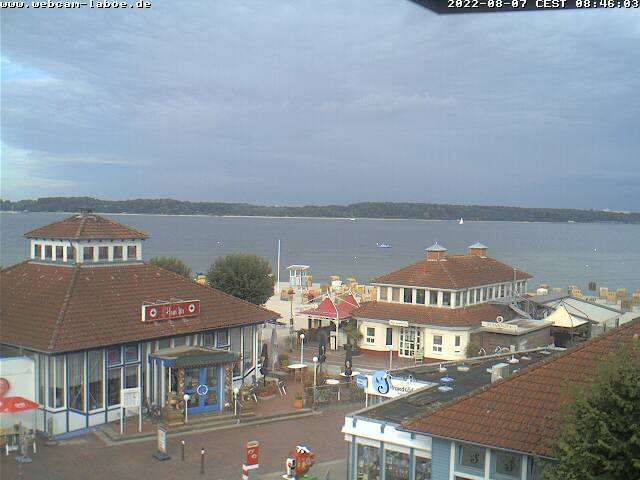 Laboe Webcam