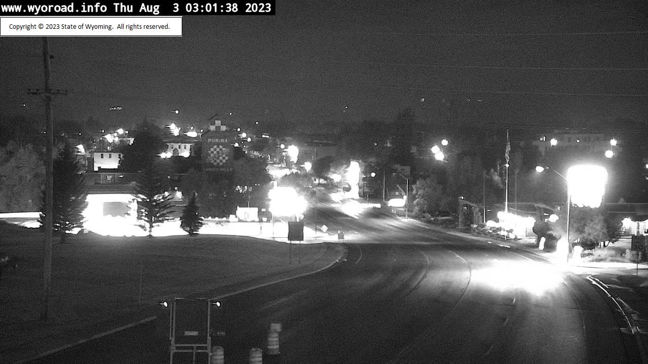 Lander, Wyoming Thu. 03:04