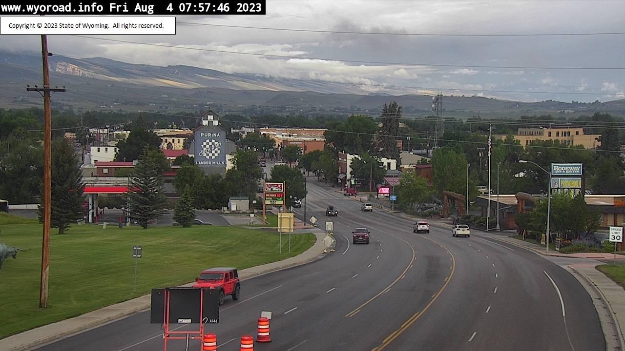 Lander, Wyoming Thu. 08:04