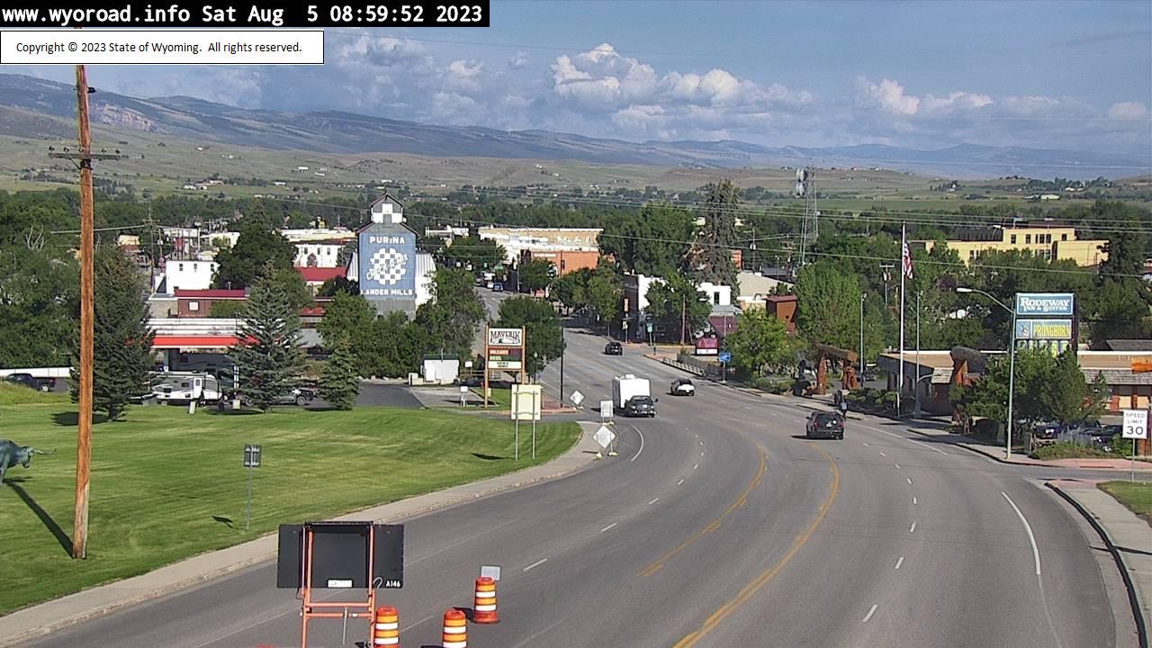 Lander, Wyoming Thu. 09:04