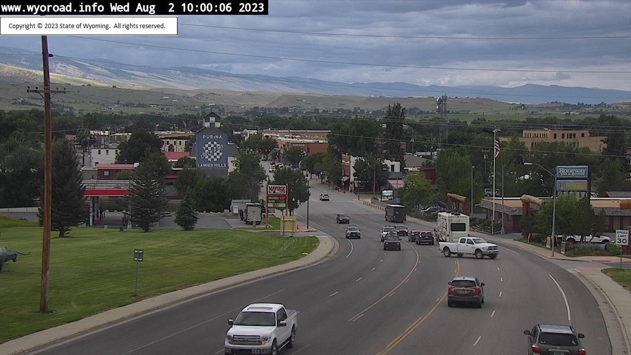 Lander, Wyoming Thu. 10:04