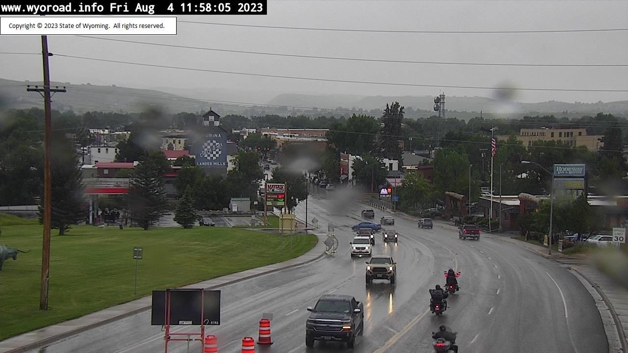 Lander, Wyoming Thu. 12:04