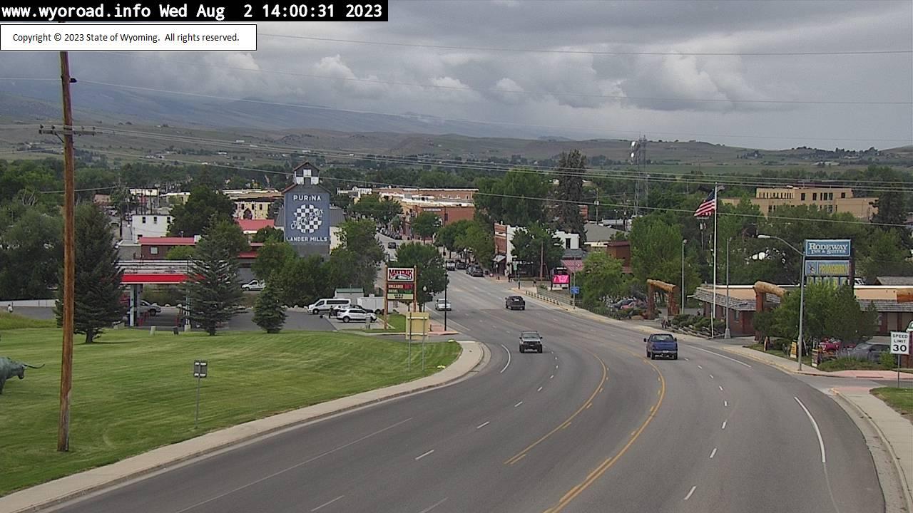 Lander, Wyoming Thu. 14:04