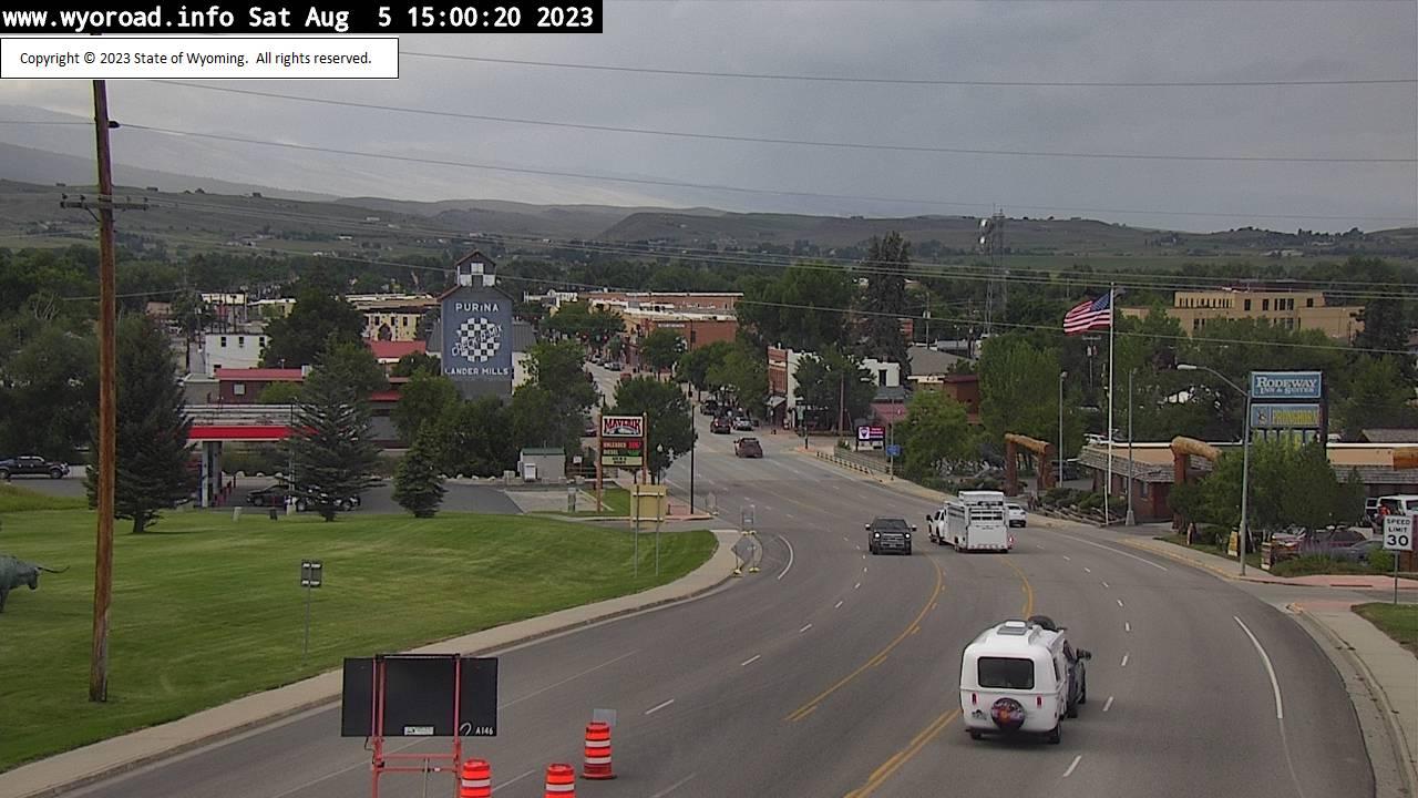 Lander, Wyoming Thu. 15:04