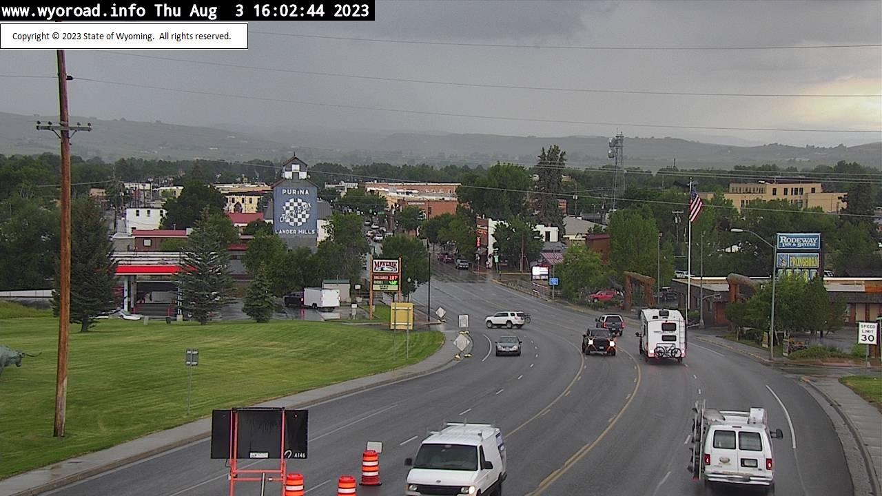 Lander, Wyoming Thu. 16:04
