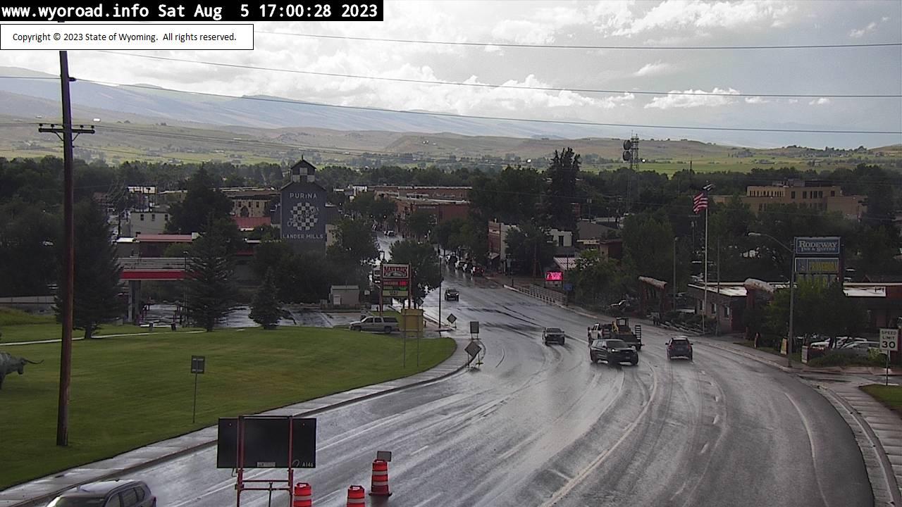 Lander, Wyoming Thu. 17:04