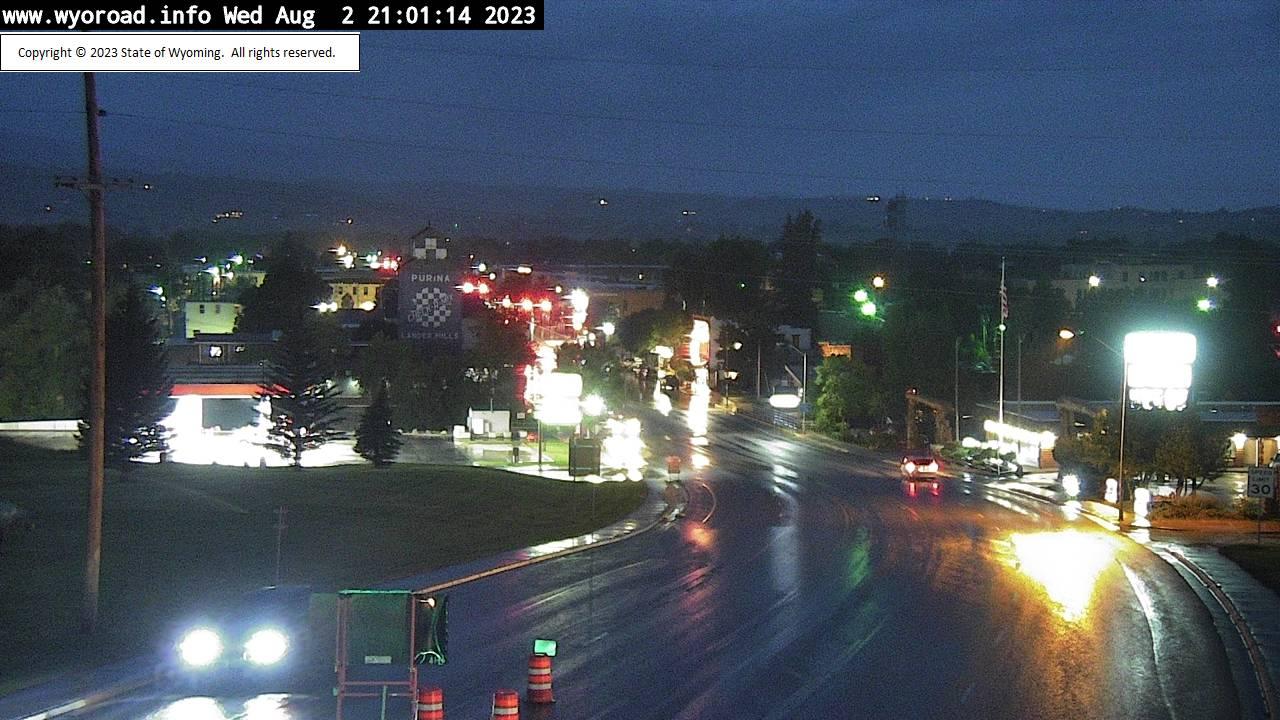 Lander, Wyoming Thu. 21:04