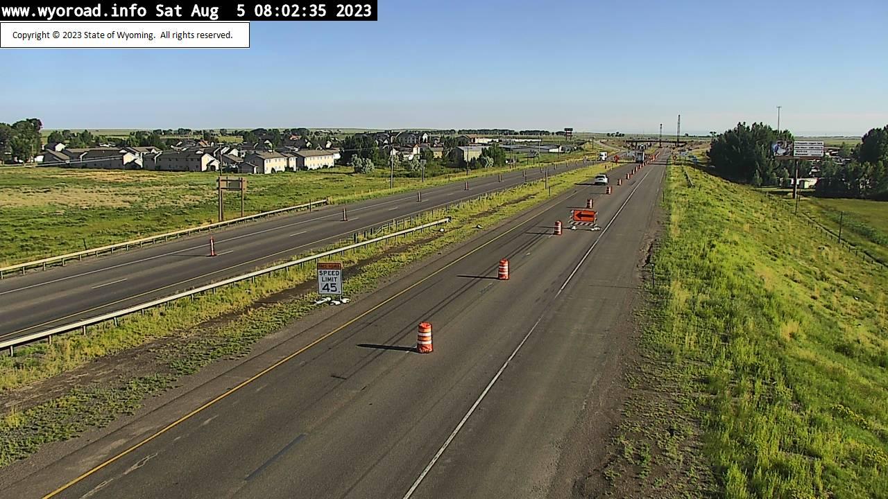 Laramie, Wyoming Thu. 08:04