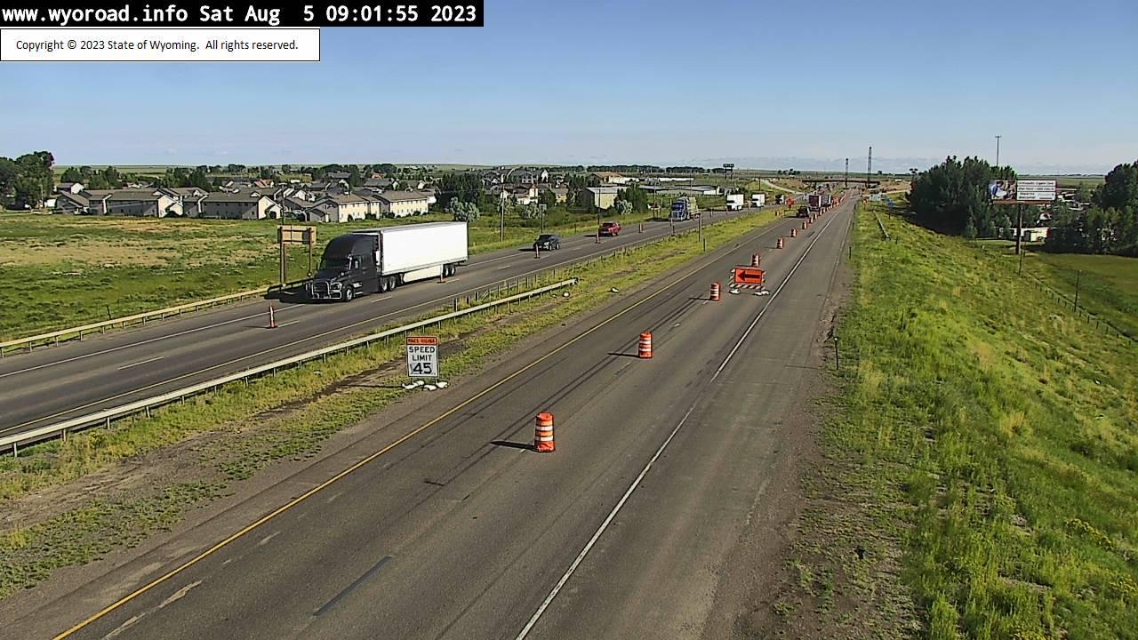 Laramie, Wyoming Thu. 09:04