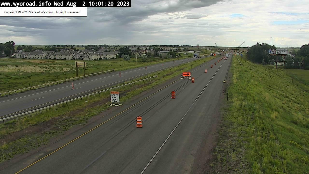 Laramie, Wyoming Thu. 10:04