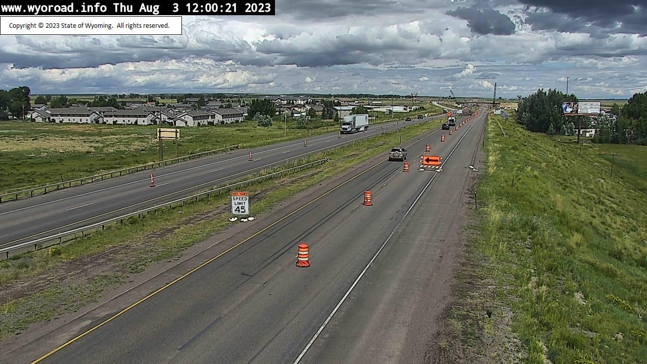 Laramie, Wyoming Thu. 12:04