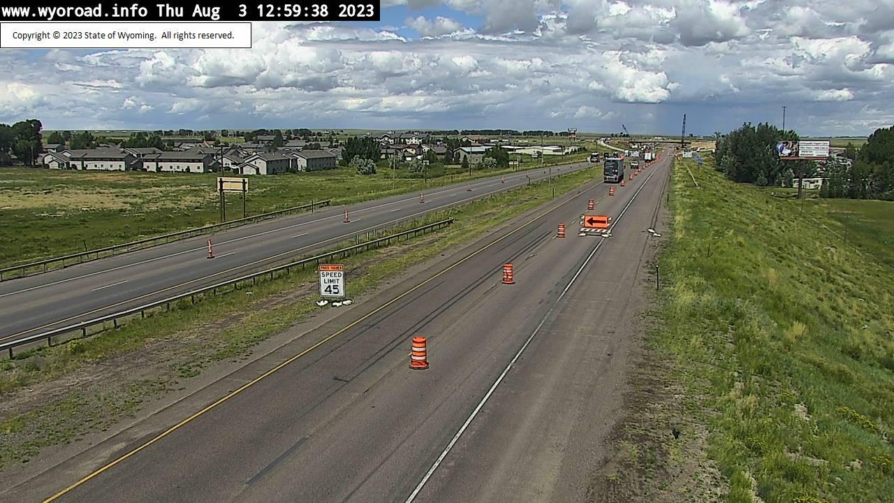Laramie, Wyoming Thu. 13:04