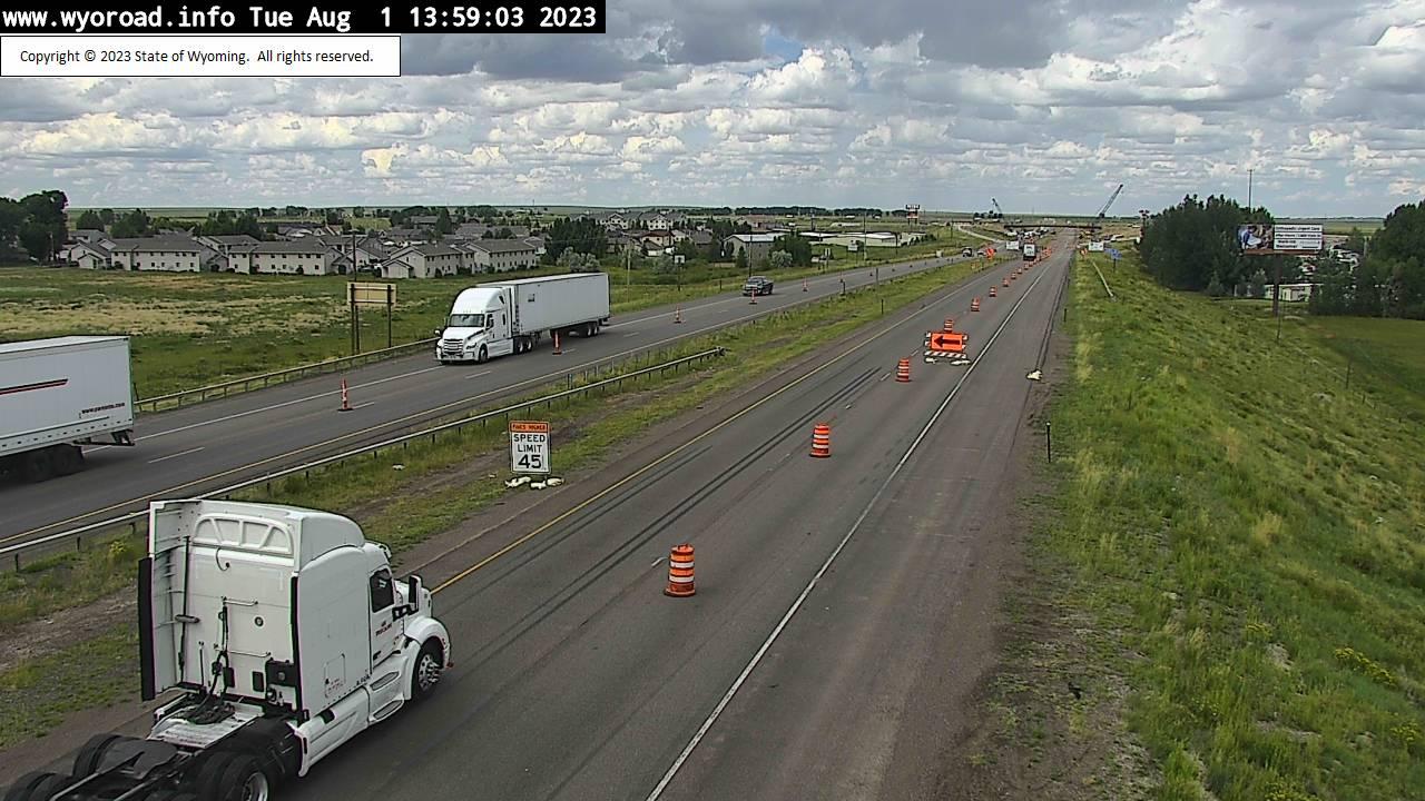 Laramie, Wyoming Thu. 14:04