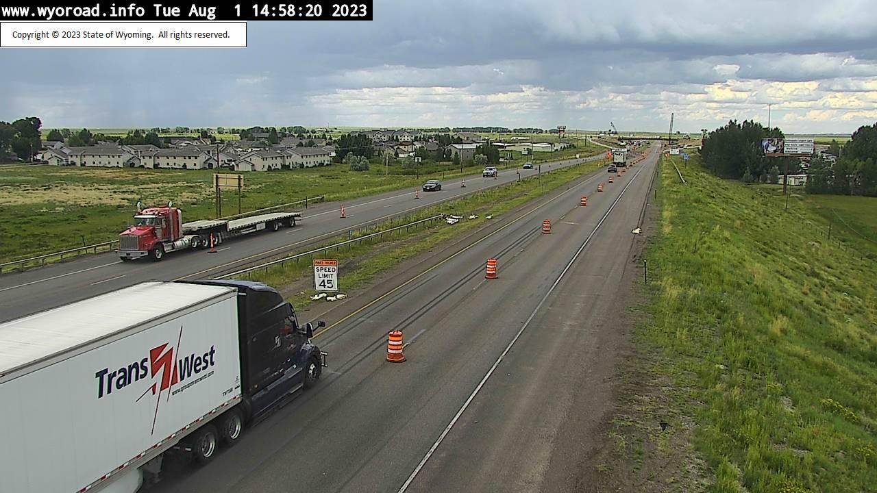 Laramie, Wyoming So. 15:03