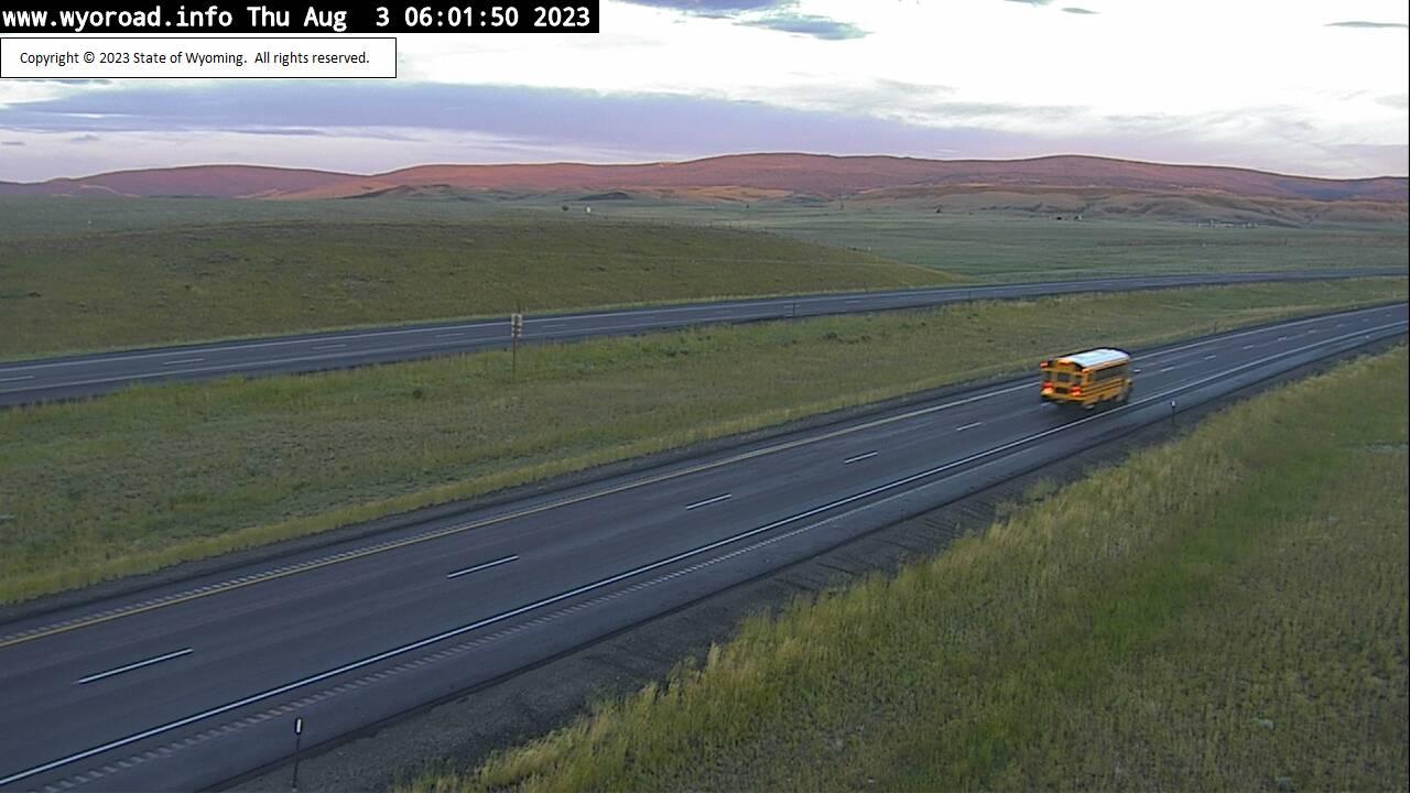 Laramie, Wyoming Mon. 06:03