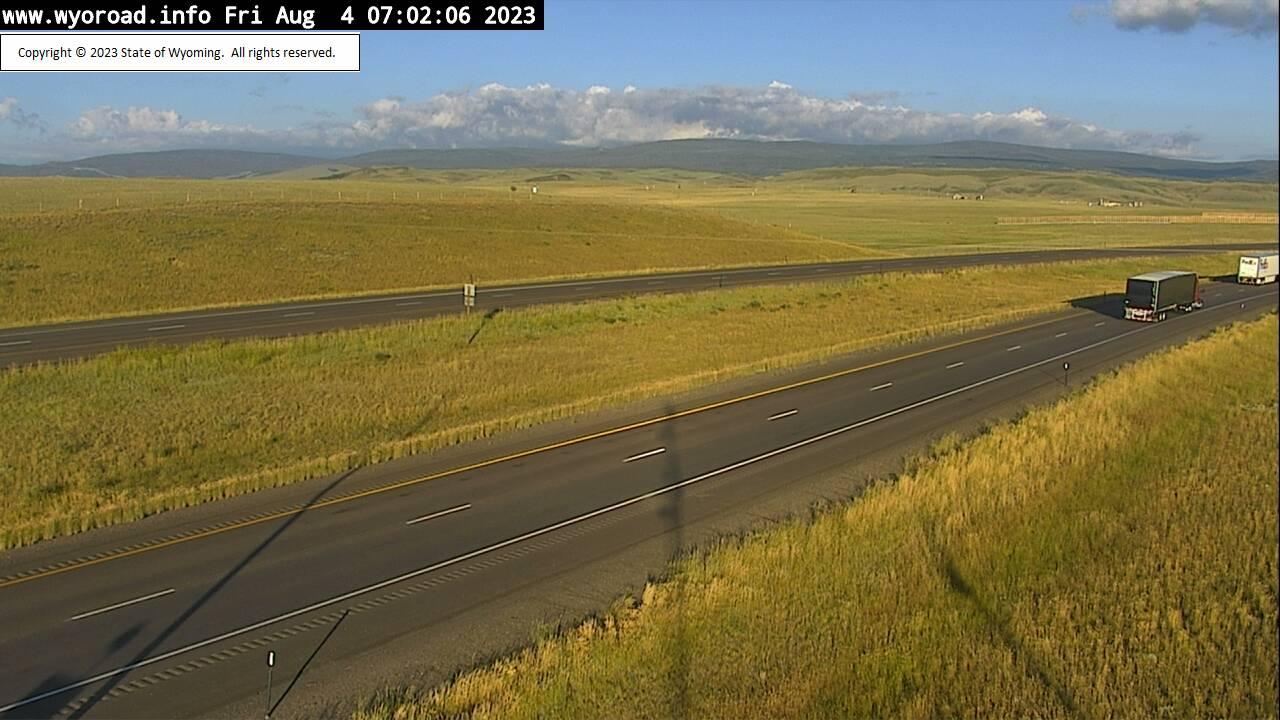 Laramie, Wyoming Mon. 07:03