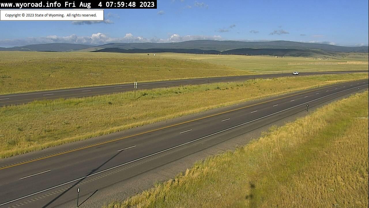 Laramie, Wyoming Mon. 08:03