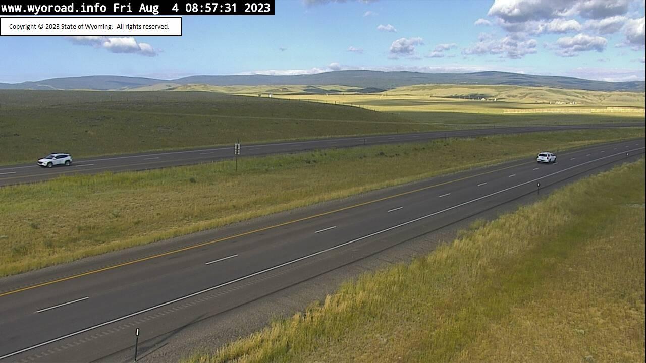 Laramie, Wyoming Mon. 09:03