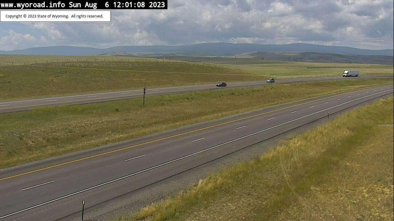 Laramie, Wyoming Mon. 12:03